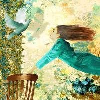 And Shall I Fly Art Prints & Posters by Van Renselar