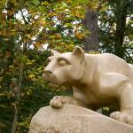 """Nittany Lion in October"" by williamames"