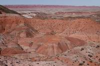 The Painted Desert  8075