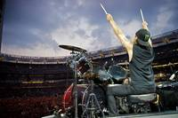 Dave Lombardo - Slayer - Yankee Stadium