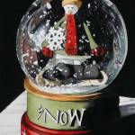 """Let It Snow"" by carriewallerart"