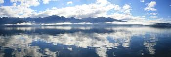 Lake Manapouri, New zealand
