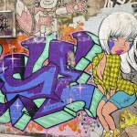 """graffittiwall"" by 12Steps"