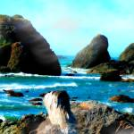 """Golds Beach Oregon"" by 12Steps"