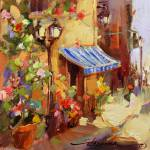 """""Sunny Side of the Street"" (French Style!)"" by Dreama"