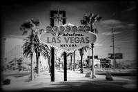 Welcome To Las Vegas Series Holga Infrared