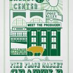 """Pike Place Market"" by GraphicArc"