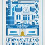 """Belltown"" by GraphicArc"