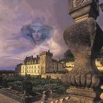 """Face and French Chateau"" by kphotos"