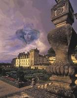 Face and French Chateau