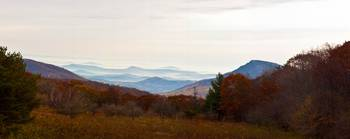 Old Rag Panorama