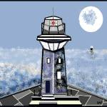 """Lighthouse # 7"" by artbyshesh"