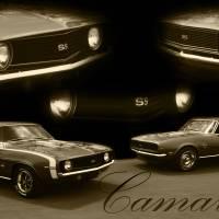 Camaro SS 2 by Lisa Rich