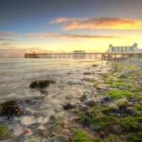 Penarth Shoreline Art Prints & Posters by Anthony Cronin