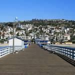"""San Clemente Pier"" by nobodyhikesinla"
