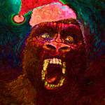 """Santa Kong"" by ericmillikin"