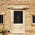 """Old Western Jail House"" by lightningman"