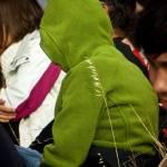"""green hood person"" by VivianGerogianni"