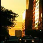 """MidTown 57th St at Dusk"" by SanketBakshi"