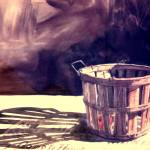"""Apple Basket"" by awsartist99"