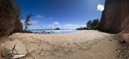 Koki Beach Maui Panorama