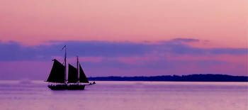 Twilight Sail Panorama