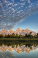 Grand Teton Reflections Jackson Hole Wyoming