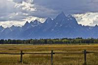 Grand Tetons Jackson Wyoming