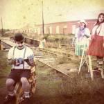 """Last Show - Ukelele"" by Crayonmonster"