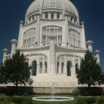 """Bahai Fountain"" by KNDChicago"