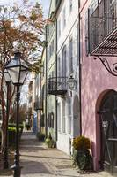 Rainbow Row Charleston SC 3
