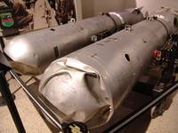 Two 20-Megaton Thermonuclear Weapons