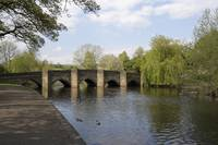 Bakewell Bridge in Derbyshire