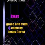 """""""by Jesus"""" by memoryverseposter"""