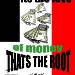 """MONEY"" by memoryverseposter"