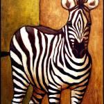 """""""Deco Zebra 1"""" by AraWitmer"""