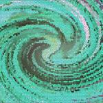 """""""Green Swirls"""" by tararichter"""