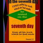 """seventh"" by memoryverseposter"