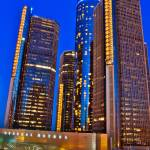 """RenCen by night"" by DMotown"