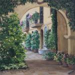 Paintings by Mary Palmer