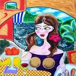 """""""On Vacation in Puerto Rico"""" by galina"""