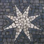 """Star mosaic"" by lucia"