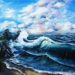 """Seascape"" by galina"