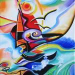 """""""Sailing Boat"""" by galina"""