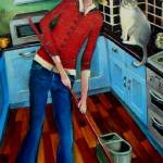 """""""Mopping Up"""" by vicstan"""