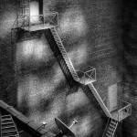 """N.Y.C. Escher"" by tomgehrke"