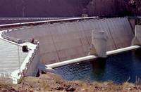 BIG Hoover Dam Spillways!