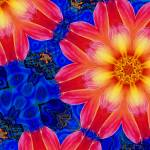 """Floral Fantasy 12"" by Chicagoartist1"