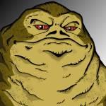 """""""Jabba: Original Gangster"""" by EdMedArt"""