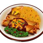 """""""Mexican Plate"""" by LAArtworks"""